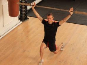 Simon Darius Fitness Trainer